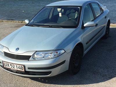 brugt Renault Laguna 1,8 Authentique 123HK 5d