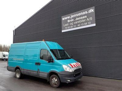 brugt Iveco Daily 12M3 3,0 D 35C15 146HK Van 2013