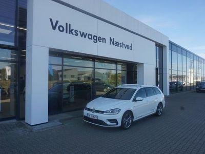 brugt VW Golf VII 1,5 TSi 150 R-line Variant DSG