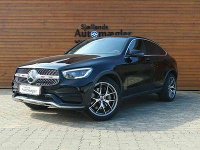 brugt Mercedes GLC300 d 2,0 AMG Line Coupé aut. 4Matic