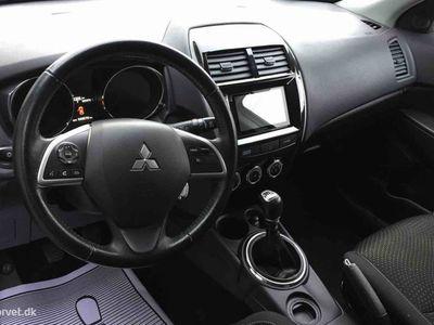 brugt Mitsubishi ASX 1,8 DI-D Invite+ 2WD 116HK 5d 6g