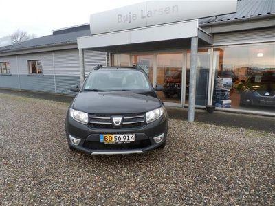 brugt Dacia Sandero 1,5 DCi Stepway Prestige Start/Stop Easy-R 90HK Van Aut.