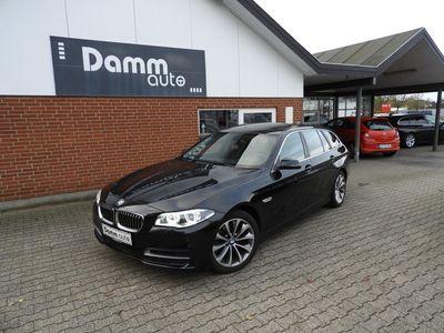 brugt BMW 520 2,0 d Touring Steptronic 192HK st.car aut