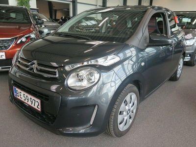 brugt Citroën C1 1,2 PT 82 Sport