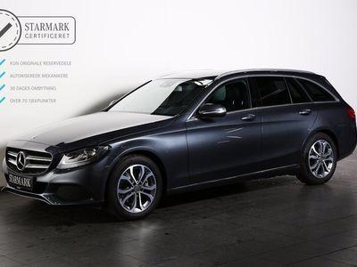 brugt Mercedes C220 BlueTEC Avantgarde st.car