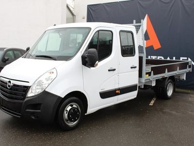 used Opel Movano 2,3 CDTi 163 Edition+ Crew Cab L4