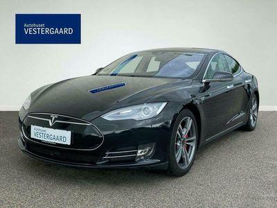 brugt Tesla Model S P90D EL Ludicrous AWD 762HK 5d Aut.