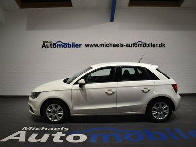 käytetty Audi A1 Sportback 1,6 TDi 90 Attraction