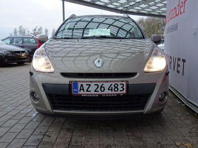 brugt Renault Clio Sport Tourer 1,2 16V Authentique 75HK Stc