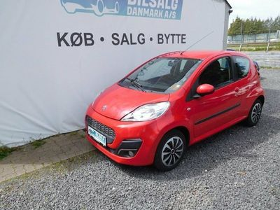second-hand Peugeot 107 1,0 Access