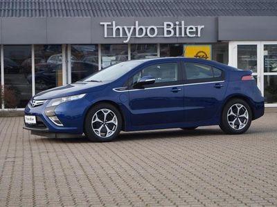 brugt Opel Ampera 1,4 85HK 5d Aut.