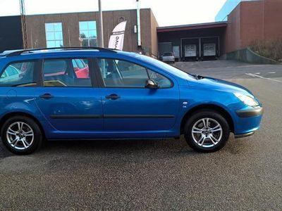 brugt Peugeot 307 1,6 110HK Stc