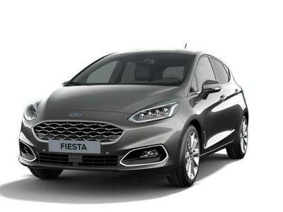 brugt Ford Fiesta 1,0 EcoBoost Hybrid Vignale Start/Stop 155HK 5d 6g