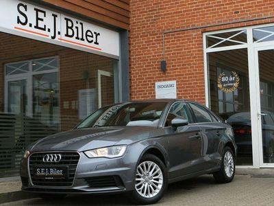 gebraucht Audi A3 1,6 TDi Ambiente S-tr. 110HK aut 4d