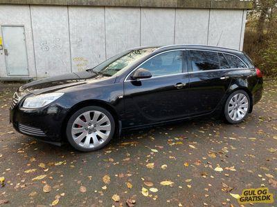 brugt Opel Insignia 1,8