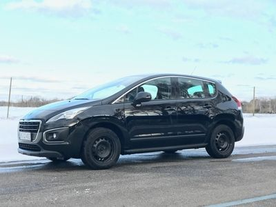 brugt Peugeot 3008 1.6 HDi Crossover