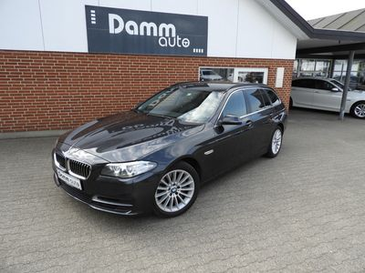 used BMW 530 3,0 d Touring Steptronic Luxury Line 258HK st.car aut
