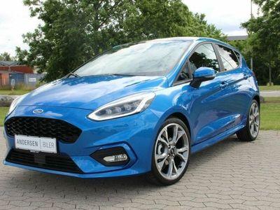 brugt Ford Fiesta 1,0 EcoBoost ST-Line Start/Stop 140HK 5d