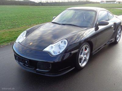 brugt Porsche 911 Turbo 3,6 T 4x4 420HK 2d 6g