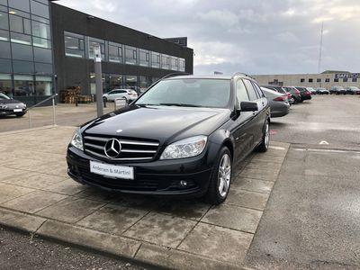 brugt Mercedes C200 d T 2,1 CDI BlueEfficiency 136HK Stc 6g
