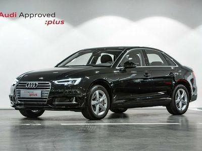 brugt Audi A4 40 TDi Sport S-tr.