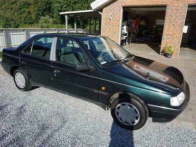 brugt Peugeot 405 1,8 Style 101HK