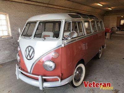 brugt VW T1 Samba Bustype 2 21 windows