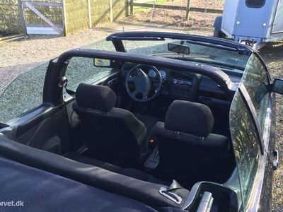 brugt VW Golf Cabriolet 1,6 aut. 100HK