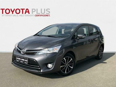 brugt Toyota Verso 7 pers. 1,8 VVT-I T2 Premium 147HK 6g C