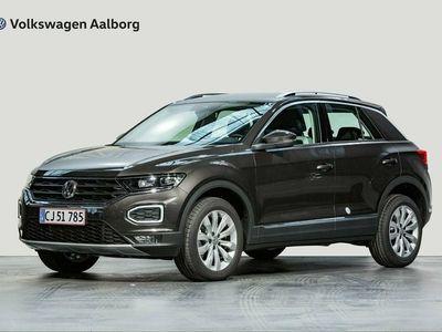 brugt VW T-Roc 2,0 TDi 150 Sport DSG