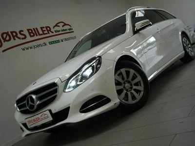 brugt Mercedes E220 2 CDi stc.