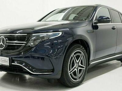 brugt Mercedes EQC400 AMG Line aut. 4Matic 2020