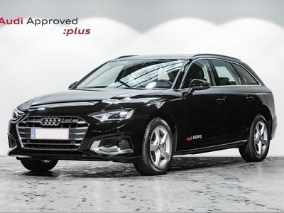 brugt Audi A4 35 TFSi Advanced Avant S-tr.