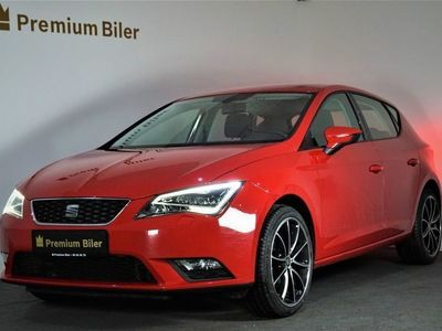 brugt Seat Leon 1,6 TDi 105 Style