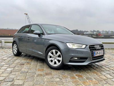 brugt Audi A3 Sportback 1.6 TDI 105 HK 5-DØRS