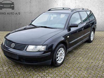 brugt VW Passat 1,8 T man. 150HK Stc - Personbil - sort
