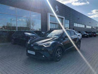 brugt Toyota C-HR 1,8 B/EL C-LUB Smart Premium LED Multidrive S 122HK 5d