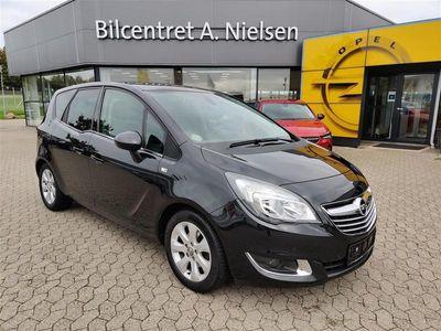 brugt Opel Meriva 1,4 Turbo Cosmo 120HK 6g Aut.