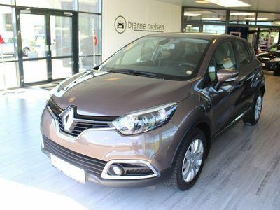 brugt Renault Captur 1,5 dCi 90 Formula Edition
