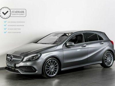 brugt Mercedes A200 1,6 Edition