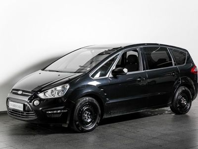 brugt Ford S-MAX 2,0 TDCi 140 Collection aut. 7prs