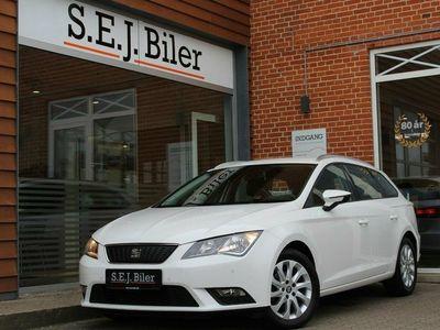 käytetty Seat Leon ST 1,6 TDi Style eco 110HK 5d