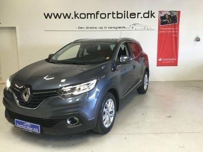 begagnad Renault Kadjar 1,5 dCi 110 Zen EDC