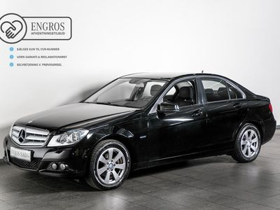 used Mercedes C200 2,2 CDi aut. BE