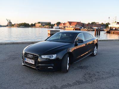 brugt Audi A5 Sportback 2.0 TDI 150 HK 5-DØRS MULTITRONICS-Line