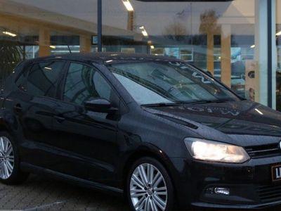 brugt VW Polo 1.4 150 HK BlueGT DSG