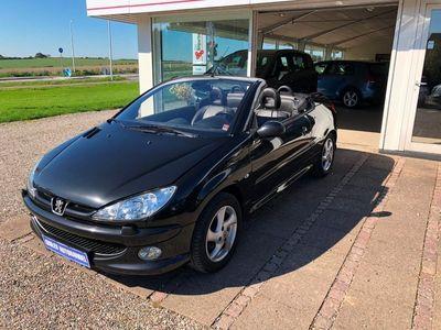käytetty Peugeot 206 CC 1,6 16V
