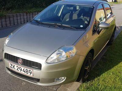 brugt Fiat Punto 1,3 JTD 1,2