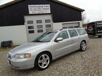 brugt Volvo V70 2,5 T Momentum aut.