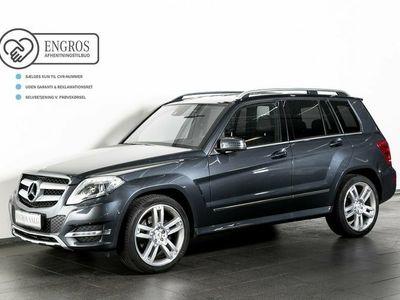 used Mercedes GLK350 3,0 CDi aut. 4-M BE